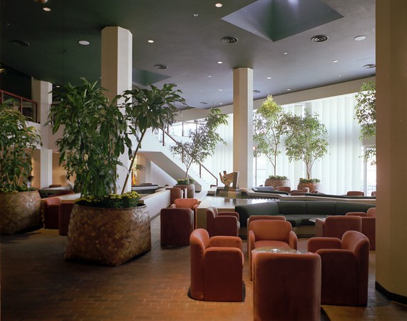 Sheraton Hotel, Los Angeles, Calif., 1981