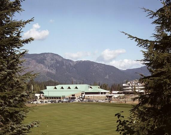 Whistler Mountain Conference Centre, Whistler, BC, Canada, 1985