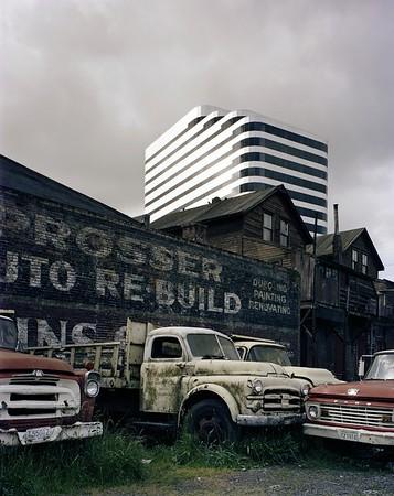Metropolitan Park, Seattle Washington, 1981