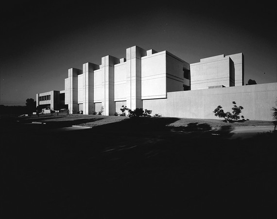 Hunt-Wesson headquarters, Fullerton, Calif., 1971