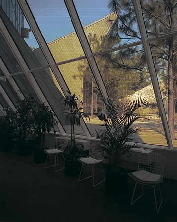 Woodlands Information Center, Spring, Tex., 2000