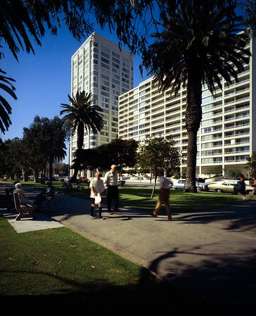 Wilshire West, Santa Monica, Calif., 1973