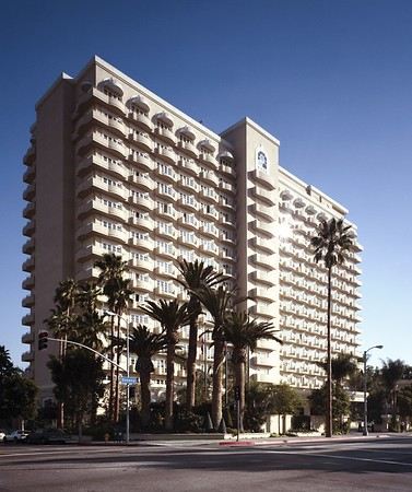 Four Seasons Hotel, Beverly Hills, Calif., 1987