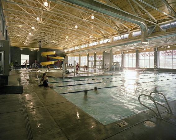 Avon Recreation Center, Avon, Colo., 1996