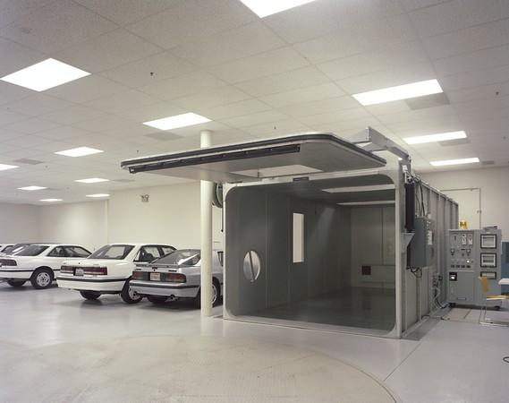 Mazda Design Center, Irvine, Calif., 1988