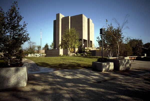 Civic Center, El Cajon, Calif., 1976