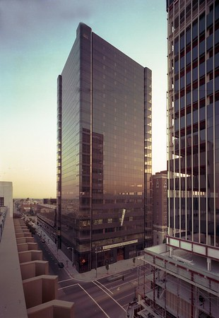 Wilshire Park Plaza, Los Angeles, Calif., 1972