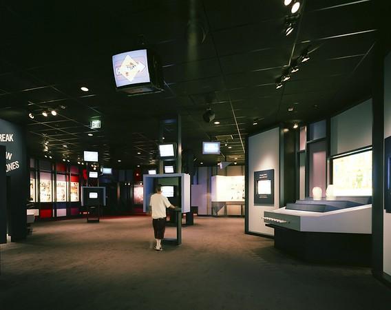 Museum of Tolerance, Los Angeles, Calif., 1993