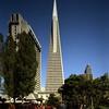 Transamerica Pyramid, San Francisco, Calif., 1973