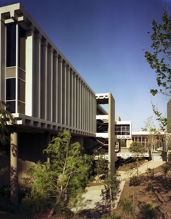 Annenberg School, USC, Los Angeles, Calif., 1977