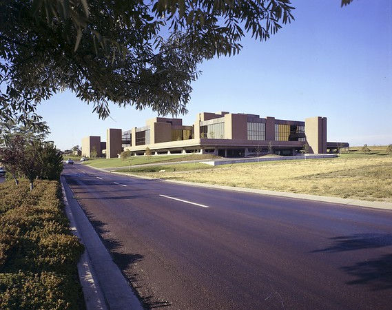 Building 5, Denver Tech Center, Colo., 1971
