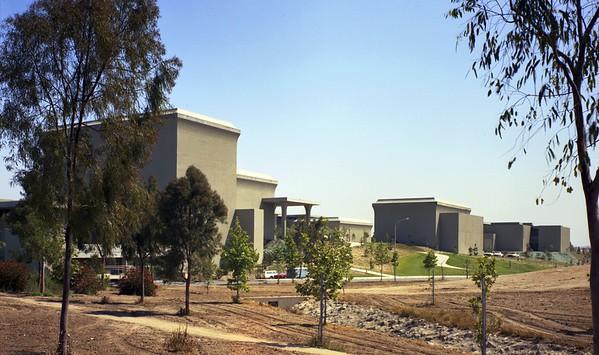 Art School, UC Irvine, Calif., 1971