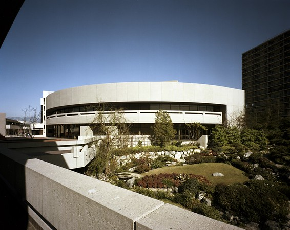 JACCC Theatre, Little Tokyo, Los Angeles, Calif., 1983