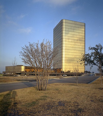 Campbell Centre, Dallas, Tex., 1974