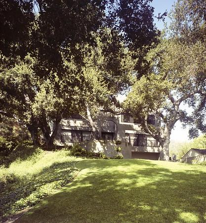 Gill residence, Pasadena, Calif., 1985