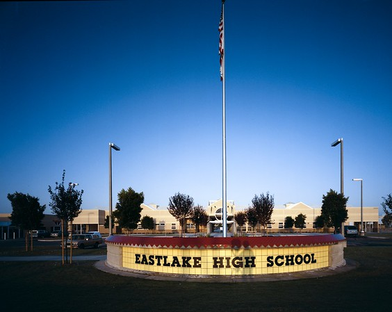 Eastlake High School, Chula Vista, Calif., 1992