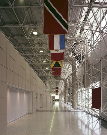 American Airlines headquarters, Fort Worth, Tex., 1983
