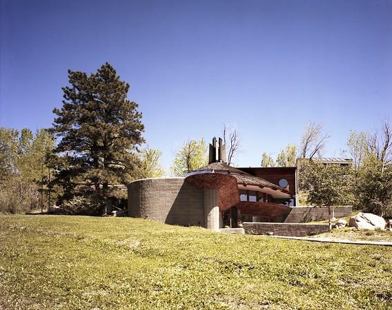 Worthington residence, Boulder, Colo., 1986