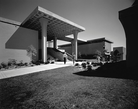 Art School, UC Irvine, Calif., 1971