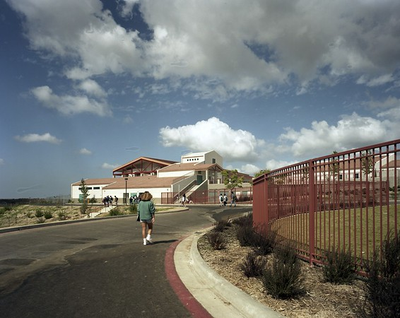 Mesa Verde Middle School, San Diego, Calif., 1994