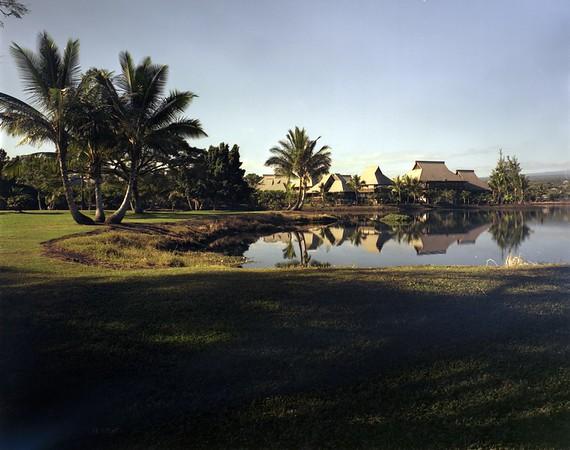Waiakea Village Hotel, Hilo, Hawaii, 1977
