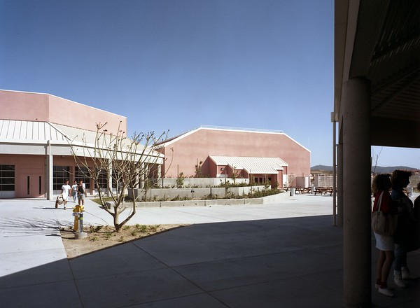 Vista High School, Vista, Calif., 1988