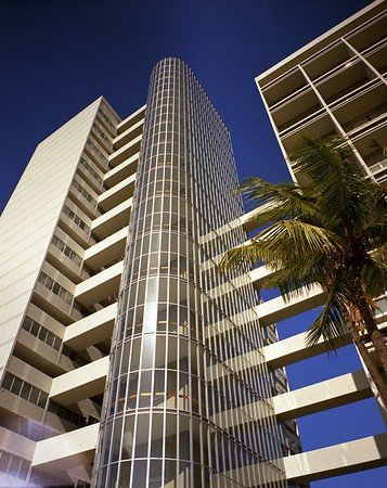 Condominiums, Univ. Ave., Honolulu, Hawaii, 1971