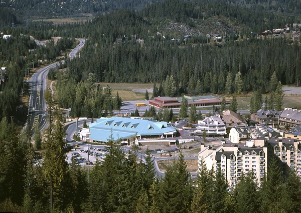 Whistler Mountain Conference Centre, Whistler, BC, Canada, 1985