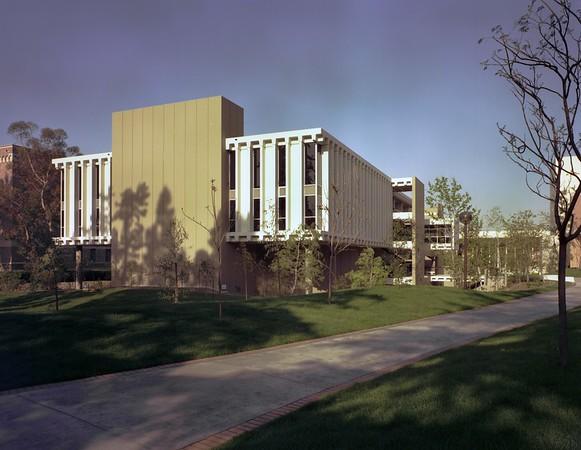 Annenberg School, USC, Los Angeles, Calif., 1977