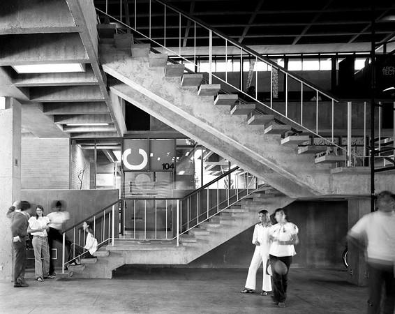 School of Environmental Design, Cal. Poly, 1971