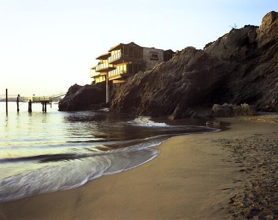 Pope residence, Corona del Mar, Calif., 1974