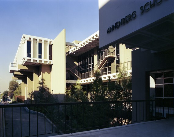 Annenberg School, USC, Los Angeles, Calif., 1980