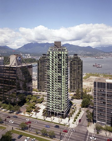 Westcoast Pointe, Vancouver, BC, Canada, 1997