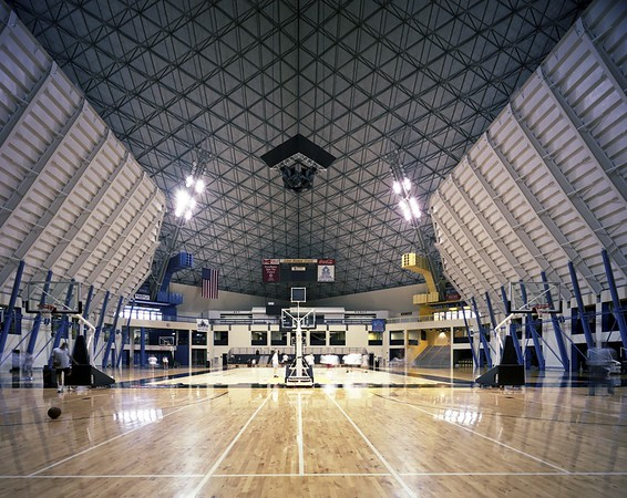 Walter Pyramid, CSU, Long Beach, Calif., 1996