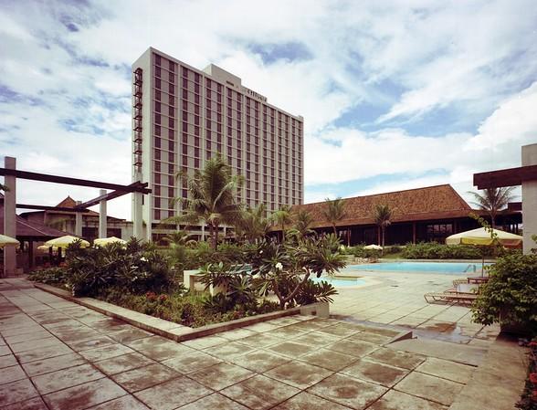 Hilton Hotel, Jakarta, Indonesia, 1978