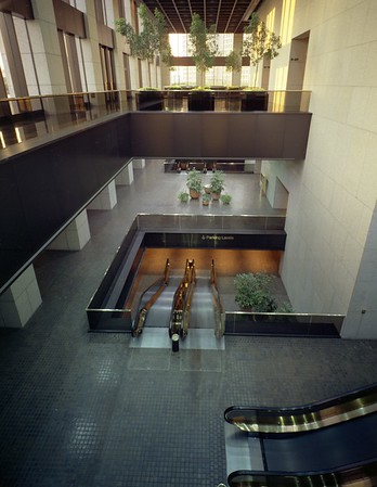 Security Pacific Bank, Los Angeles, Calif., 1975 (or 1974)
