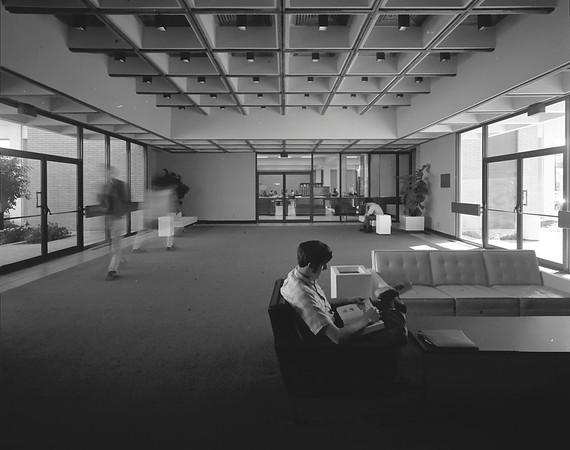 Seaver Science Center, USC, 1970