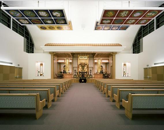 Jodoshu Buddhist Mission, Los Angeles, Calif., 1992