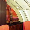 Boeing 747 lounge, 1972