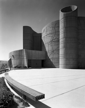 House of the Book, Brandeis, Calif., 1974