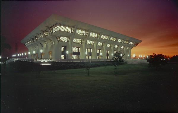Pacific Mutual, Newport Beach, Calif., 1973