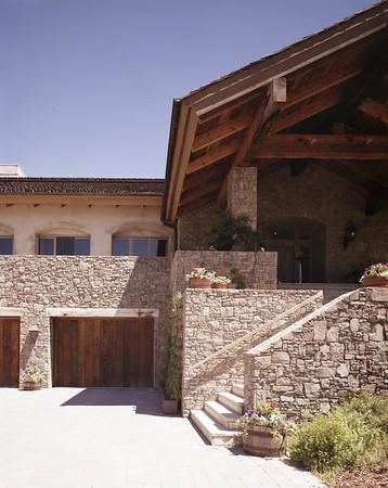 Nickeli residence, Sun Valley, Idaho, 1996