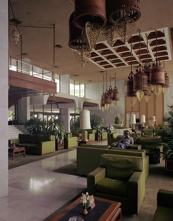 Oriental Hotal, Bangkok, Thailand, 1979