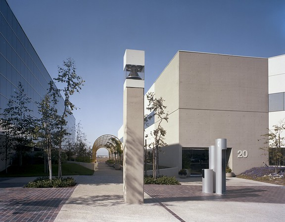 Executive Business Park, Santa Ana, Calif., 1982