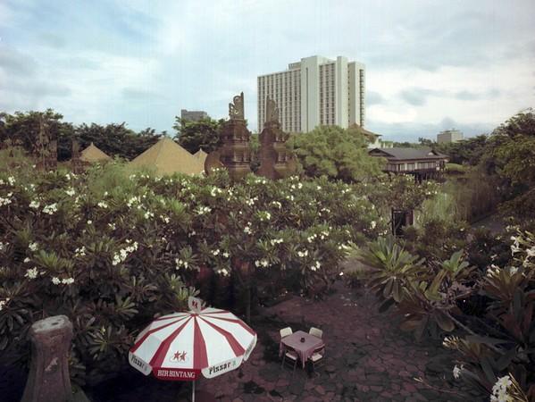 Indonesian Bazaar, Jakarta, Indonesia, 1978