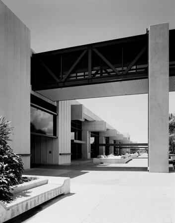 Honolulu Air Terminal, Hawaii, 1976