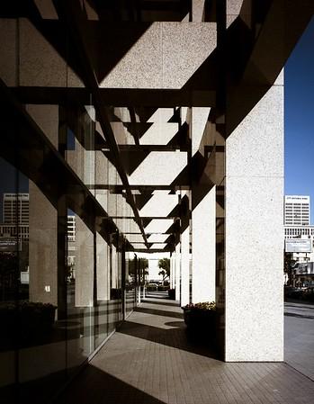 Chase Plaza, Los Angeles, Calif., 1987