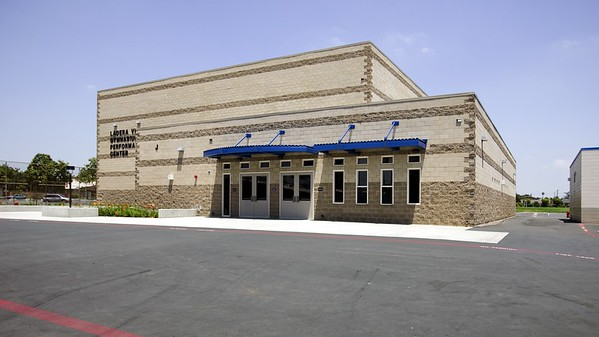 Ladera Vista Junior High School Gymnasium / Performance Center, Fullerton, Calif., 2006