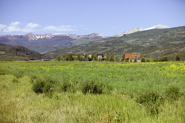 Toby residence, Snowmass, Colo., 2006