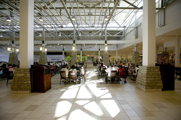 Town Center Food Court, Aurora, Colo., 2006